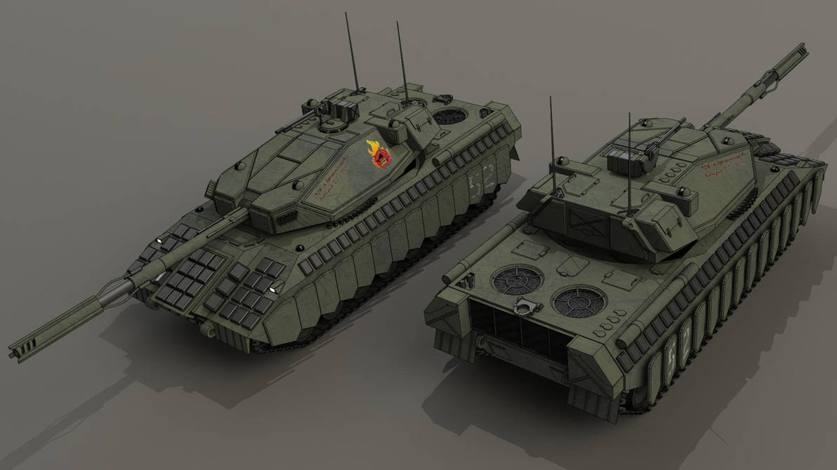T-83 Storm by SteamTank