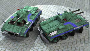 BM-79M Lightning by SteamTank