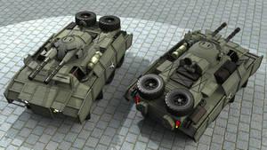 BMP-79 Lightning by SteamTank