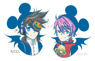 KHUx Avatars I by FongPay