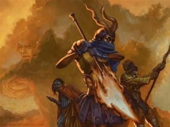 Shango's Hammer by Odyism