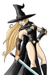 Sexy Witch by Jedahl