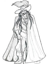 Jedahl The Pirate by Jedahl