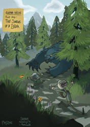 Bear Sinews by ThePins