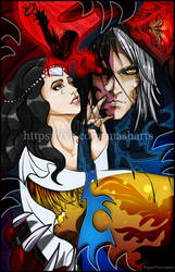 Darkness and Light by TioUsui