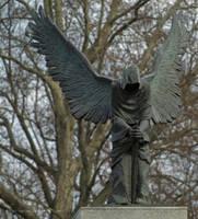 Angel of Death II by xartez