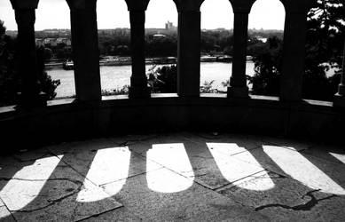 shadows by EmaMunze
