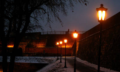 Belgrade, Kalemegdan fortress by EmaMunze