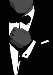James Bond 007 Vector by HusseinHorack