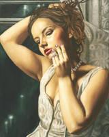 If.. Lonliness? Self Portrait by InsAnnaty