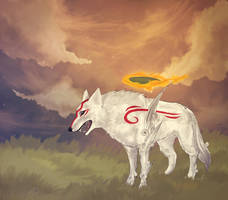 Okami by Zolfyer