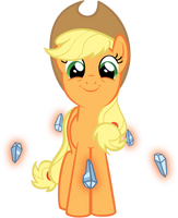 Applejack - Honesty by AtomicGreymon