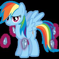 Rainbow Dash - Loyalty by AtomicGreymon