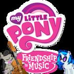 Friendship is Music by AtomicGreymon