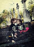 Sweet Ghouls by kittynn