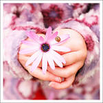 Her Flower by kittynn