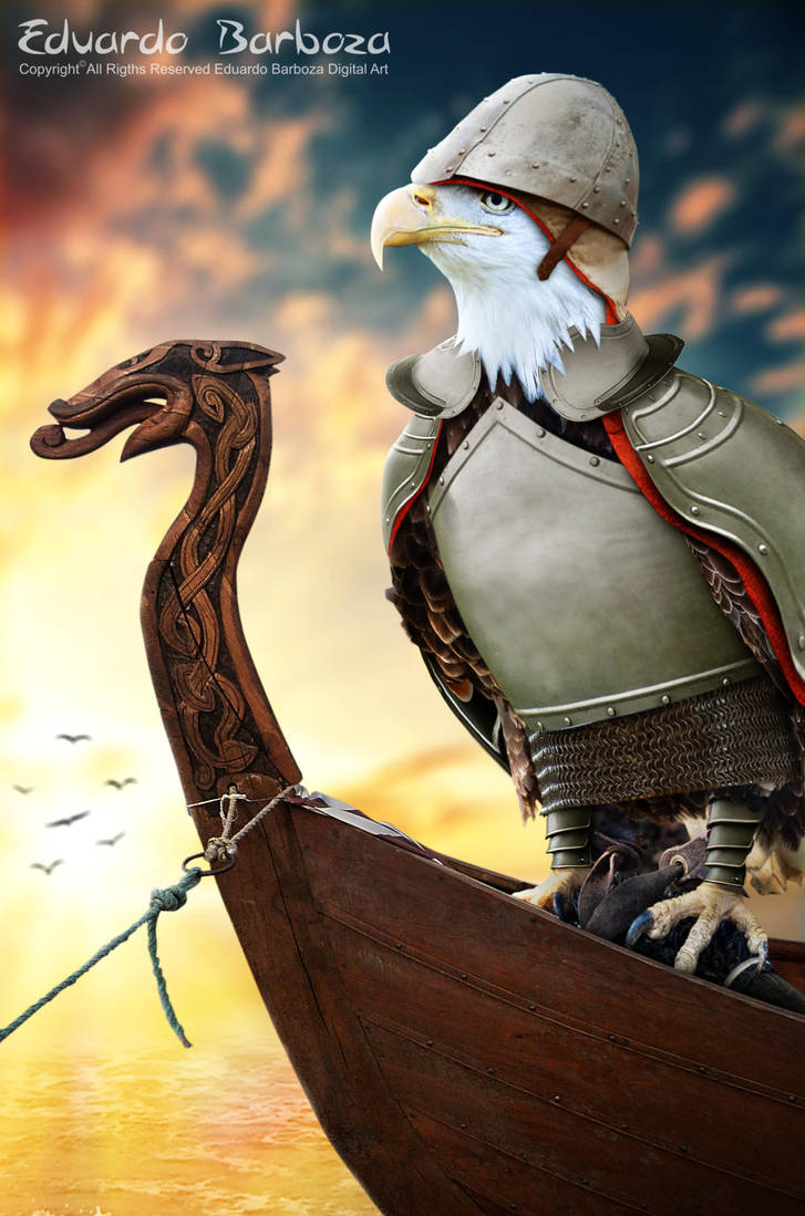 Warrior Eagle by Eduardobass