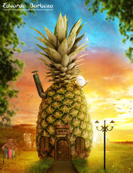 Pineapple House by Eduardobass