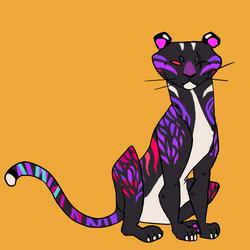 tiger by shadykoi