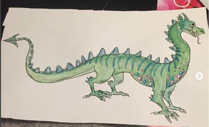 dragon 1 by shadykoi