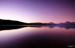 Lake McDonald sunset by Yair-Leibovich