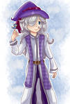 Grand Mage Edmond by magedusted