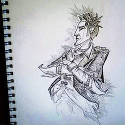 Handsome Jack by nonconfined