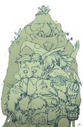 Troupe of Trolls by Archgear