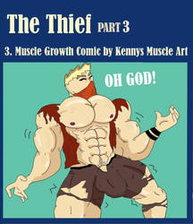 The thief part 3 by KennysGrowthArt