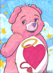 Carebear Commission by vicemage