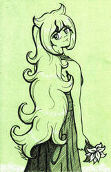 Remy in Green by vicemage