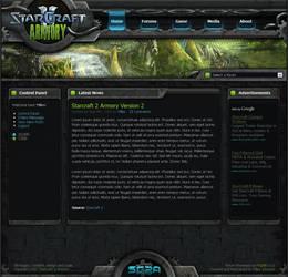 Starcraft 2 Armory : v2 by milesj