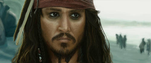 Jack sparrow by wtenshi