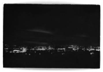 Mansfield by Night by AdamskiPhoto