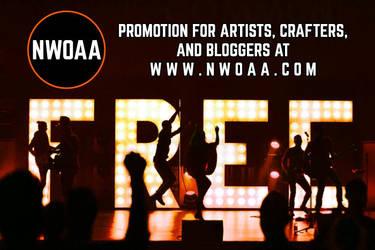 NWOAA FREE Promotion Opportunities Coming Soon by NWOAA