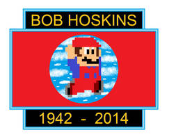 In Memory of Bob Hoskins by SunfireRanger