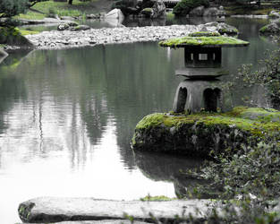Japanese Garden, Seattle by elsnaibs