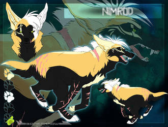 SoH: Nimrod charsheet by T0xicEye