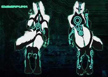 [Adopt]: CyberPunk Auction [CLOSED] by T0xicEye