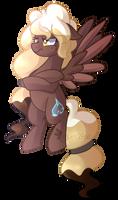 Comm: Sweet Mocha by DrawnTilDawn