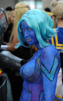 Cortana at SDCC 2010 by nikon373