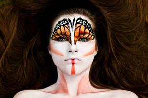 queen of the monarchs by snoek06