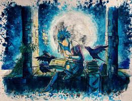 Rowena Ravenclaw - Hogwarts Founders - Part II. by AdamScythe