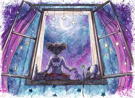 Wish (Version 2) by AdamScythe
