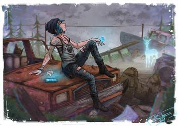 Chloe Price - Life is Strange by AdamScythe