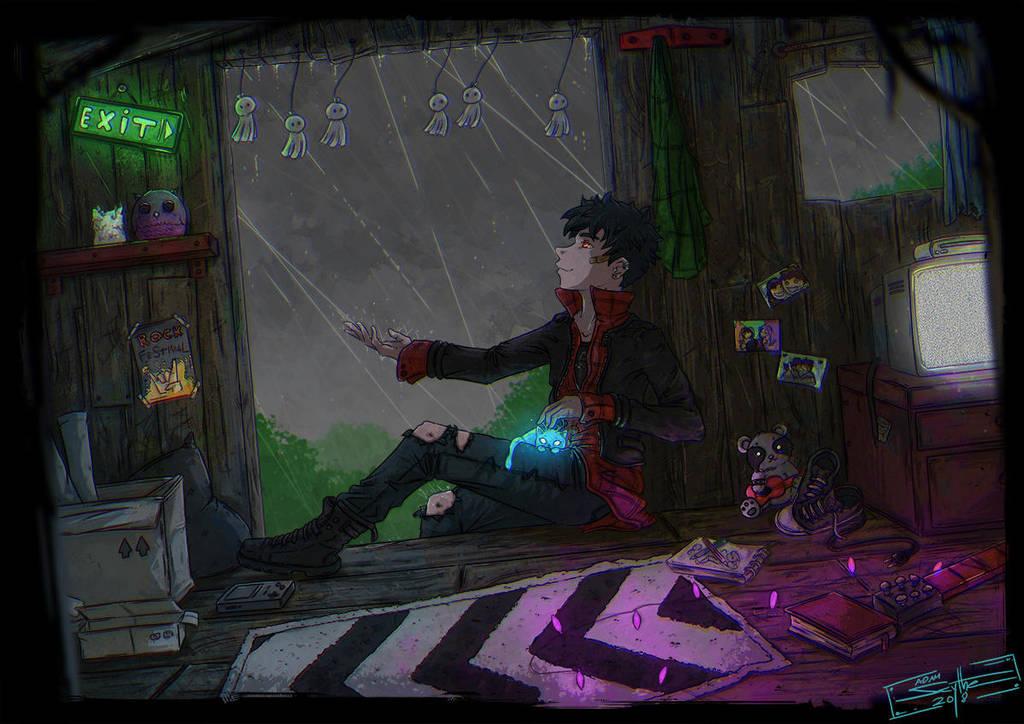 Hideout by AdamScythe