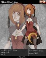 TW: Lillaye Ellwood by AnTheilo