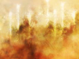 Golden Hues by Cynnalia-Stock