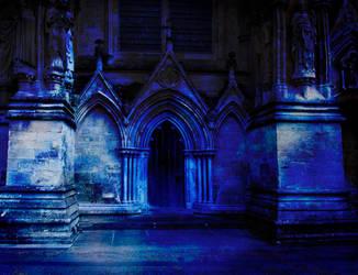 Gothic Night by Cynnalia-Stock