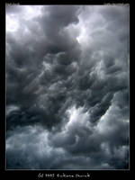 Black clouds by iciatko